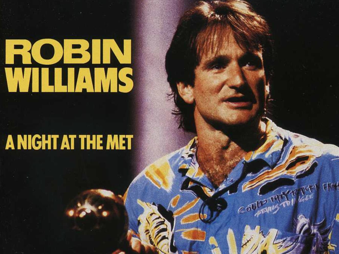 Robin Williams, Inspiration and Depression