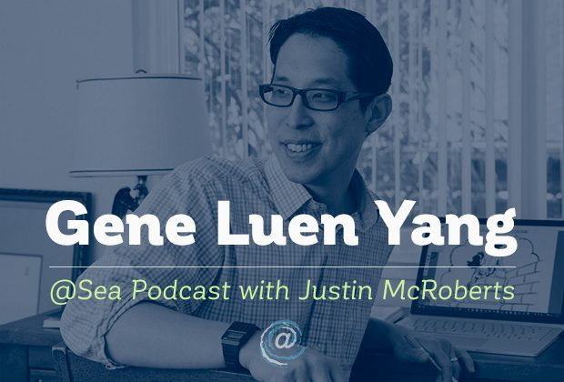 @ Sea Podcast #1: Gene Luen Yang