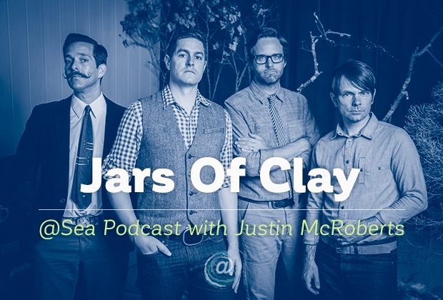 @ Sea Podcast #4 with Jars of Clay