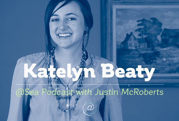 @ Sea Podcast #8: Katelyn Beaty