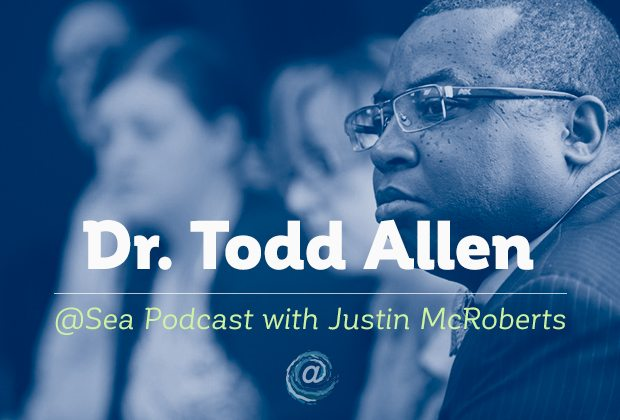 @ Sea Podcast #17: Dr. Todd Allen