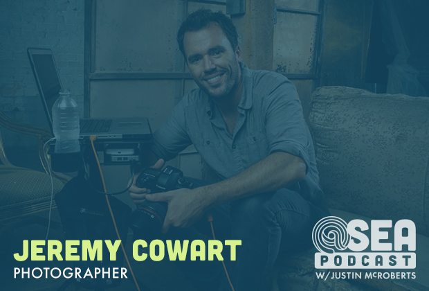 @ Sea Podcast #24: Jeremy Cowart