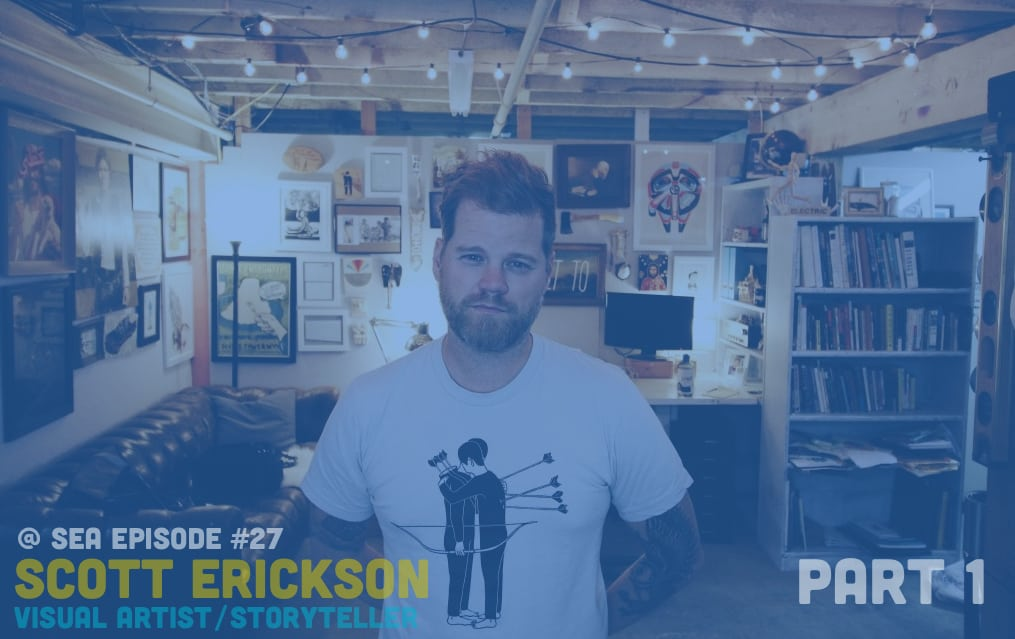 @ Sea Podcast #27: Scott Erickson