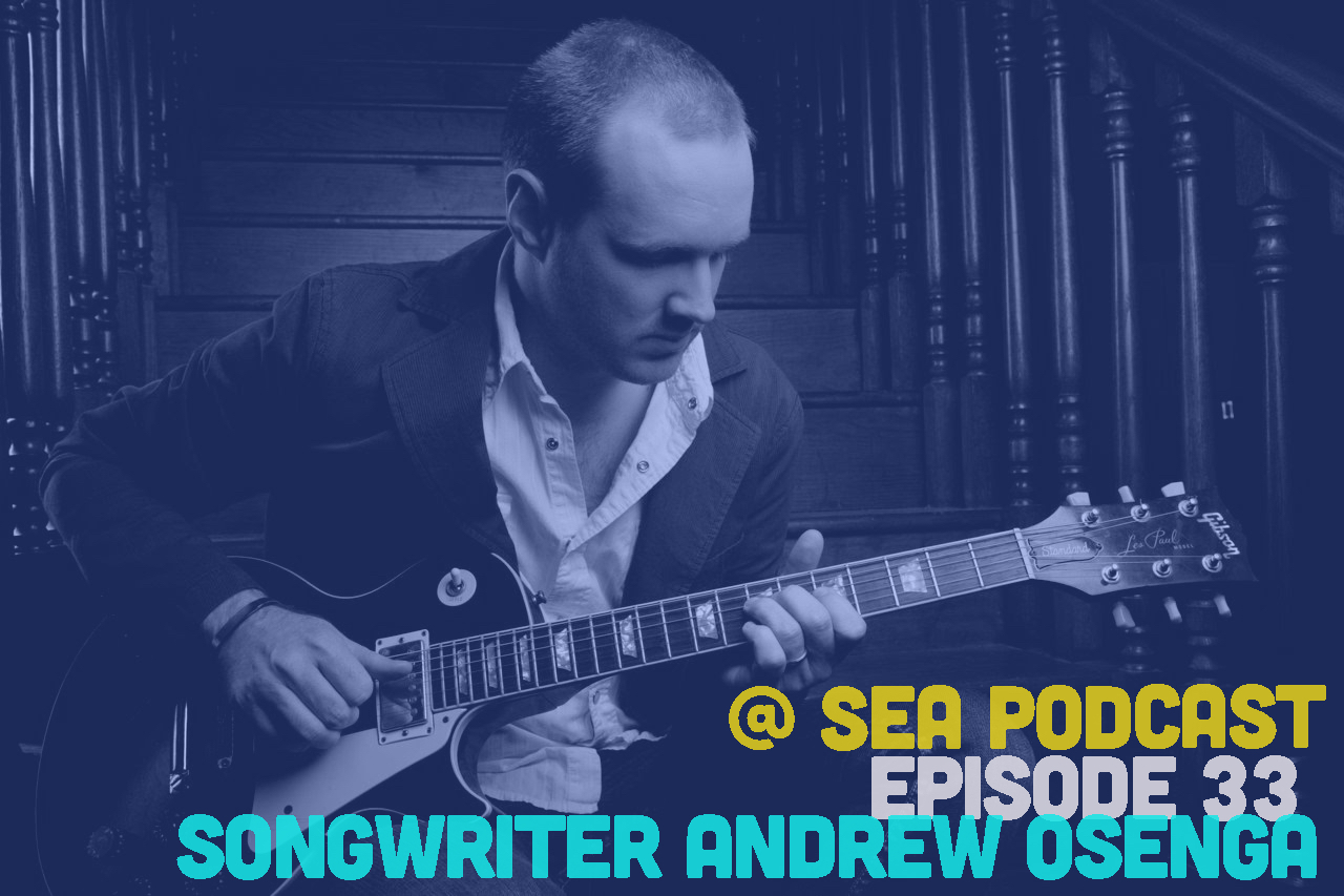 @ Sea Podcast #33: Andrew Osenga