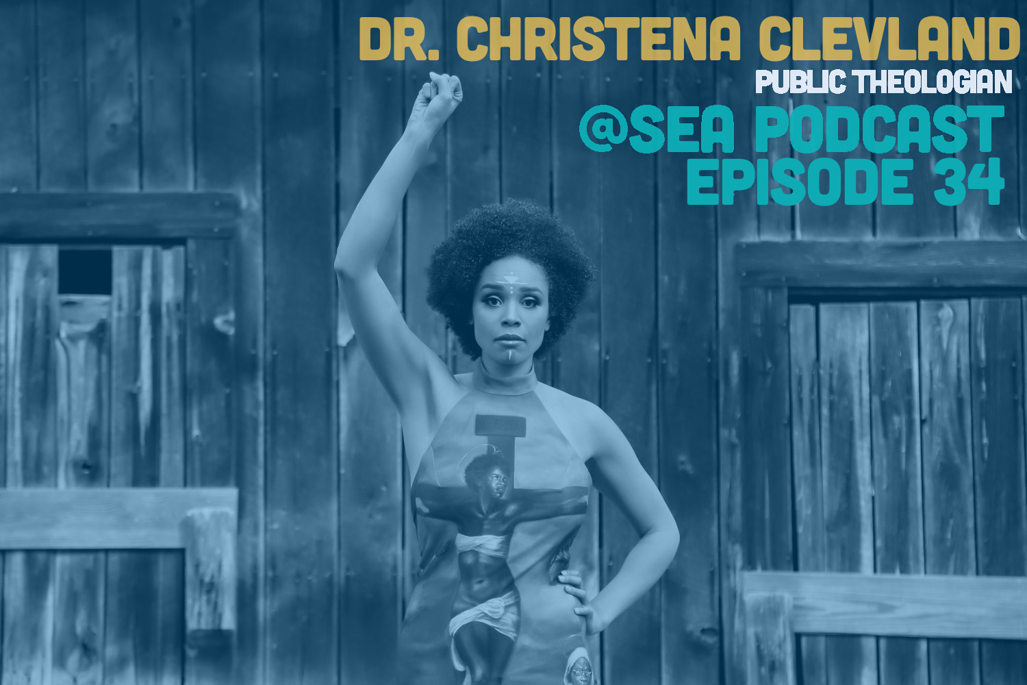 @ Sea Podcast #34: Dr. Christena Cleveland