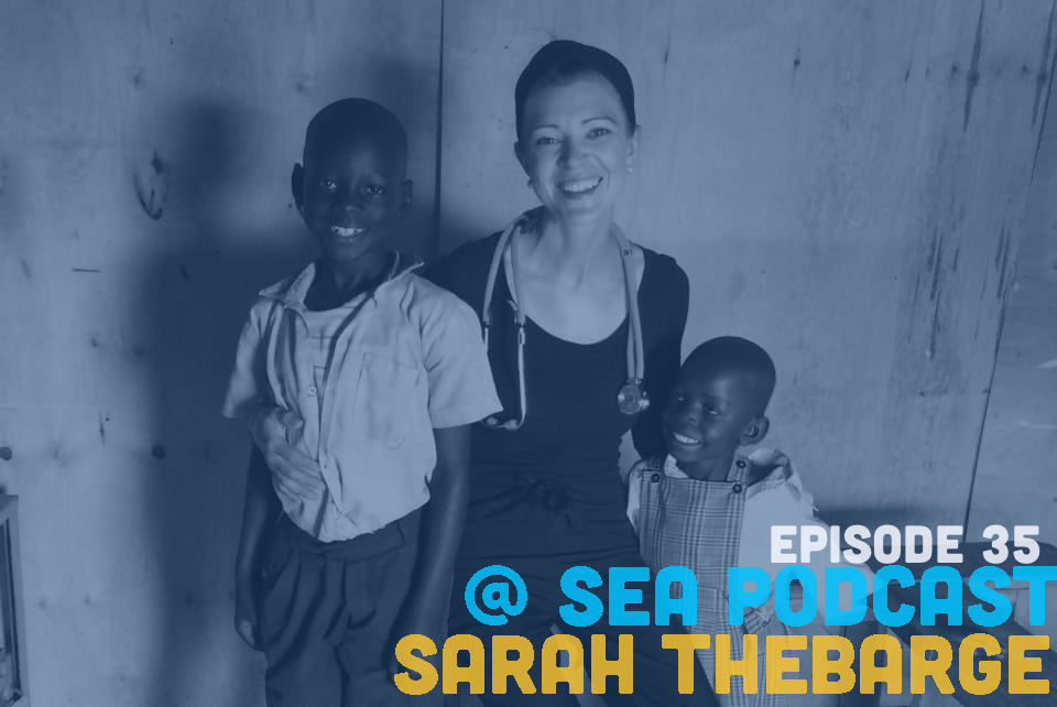 @ Sea Podcast #35: Sarah Thebarge