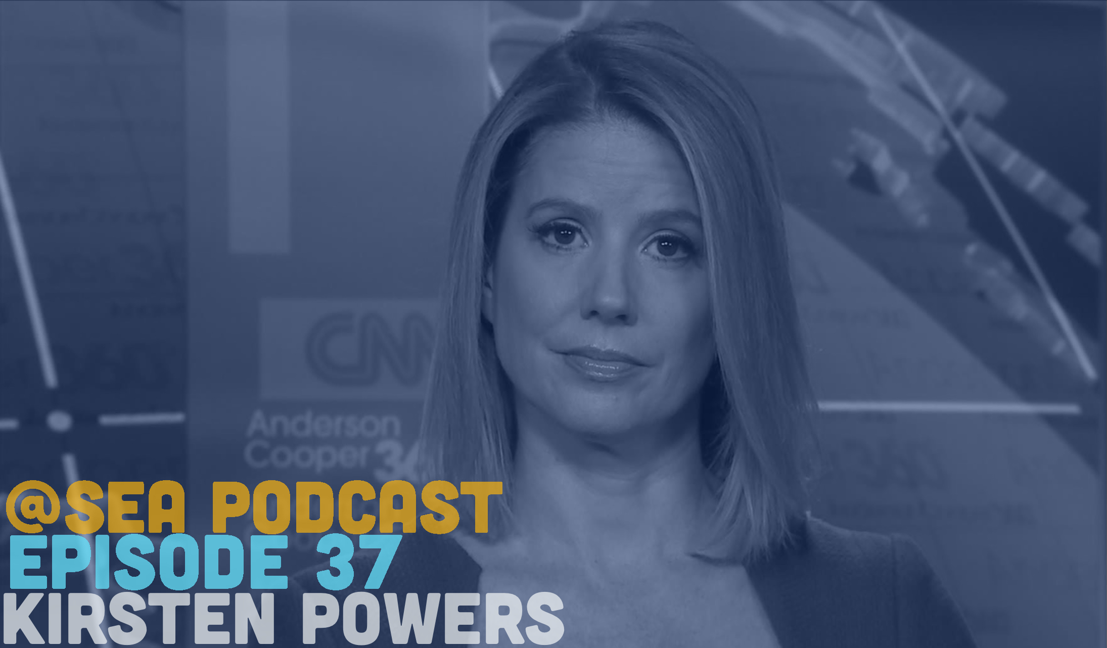 @ Sea Podcast #37: Kirsten Powers