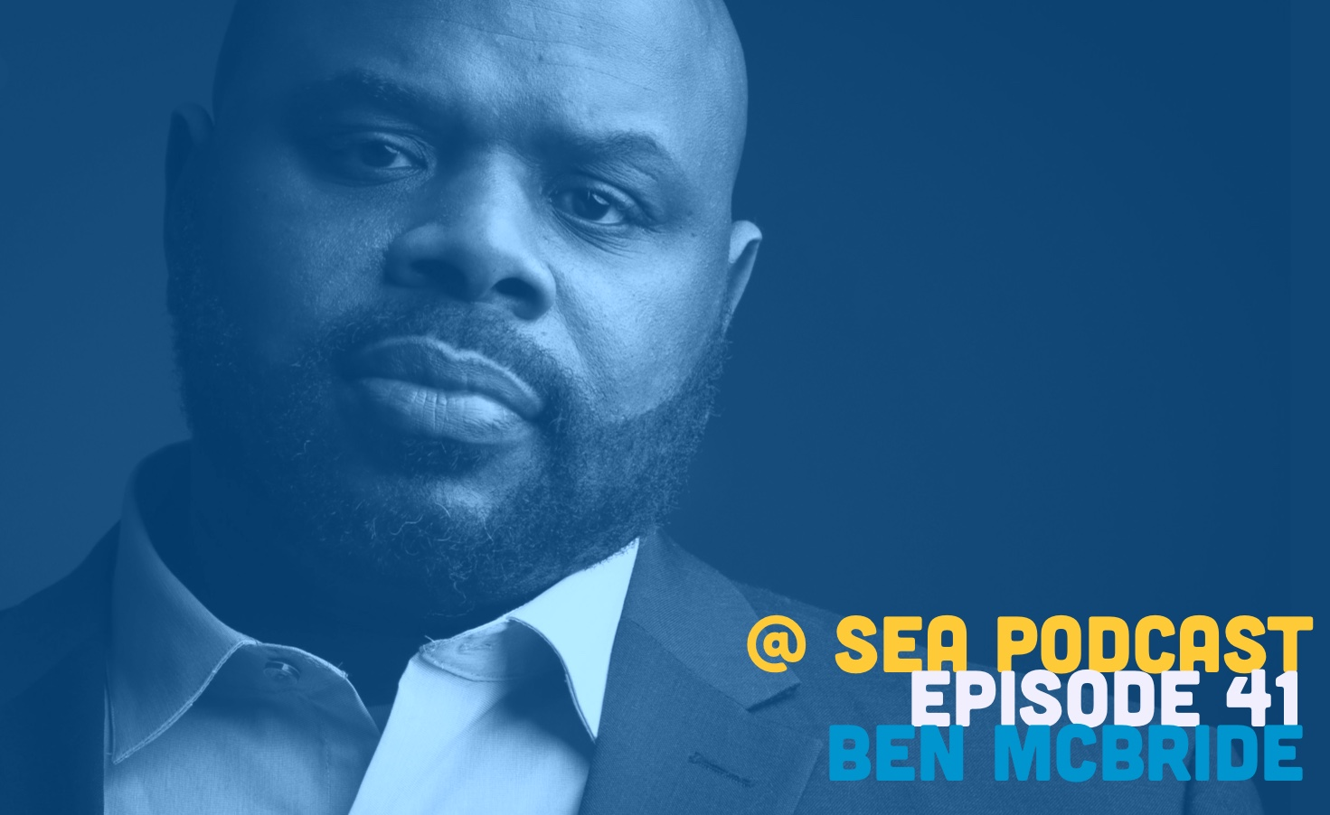 @ Sea Podcast #41: Ben McBride