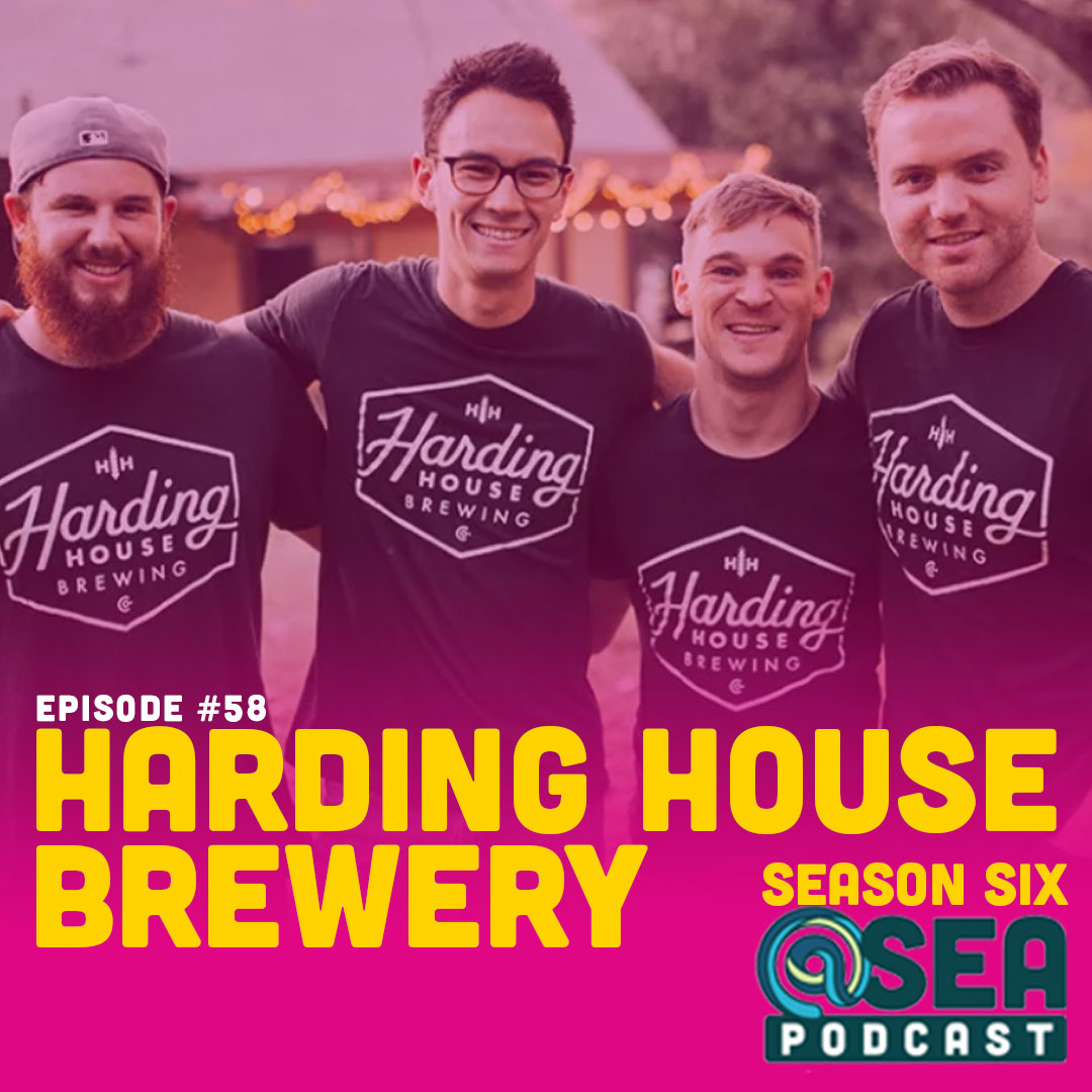 @ Sea #58 – Harding House Brewery