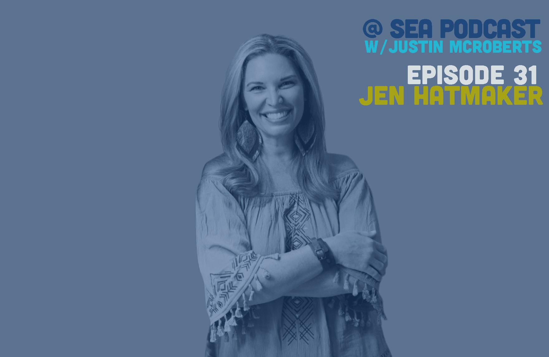 @ Sea Podcast 31: Jen Hatmaker