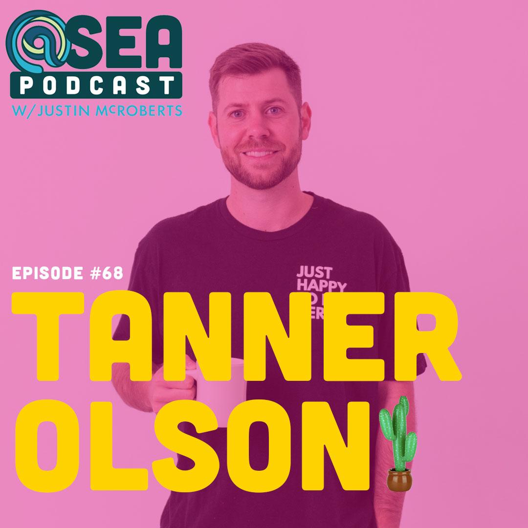 @Sea – Ep68 – Tanner Olson