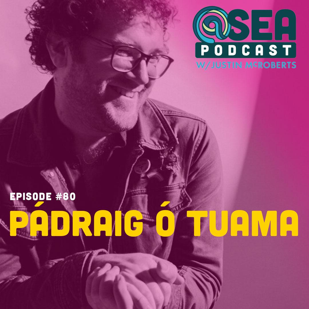 @Sea – Ep80 – Pádraig Ó Tuama