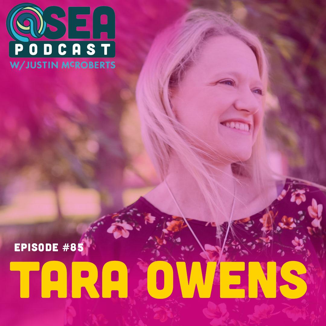 @Sea – Ep85 – Tara Owens